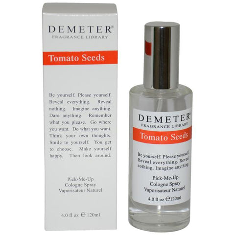 TOMATO SEEDS BY DEMETER FOR UNISEX -  COLOGNE SPRAY image