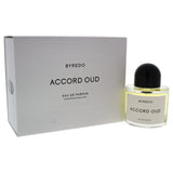 Accord Oud by Byredo for Unisex -  Eau de Parfum Spray