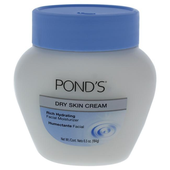 Dry Skin Cream The Caring Classic by Ponds for Unisex - 6.5 oz Cream