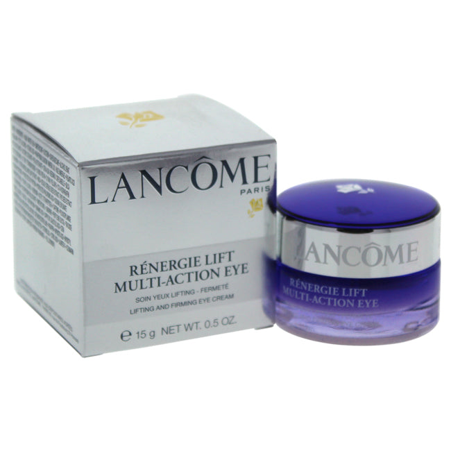 Renergie Yeux Multi-Lift Lifting Firming Anti-Wrinkle Eye Cream by Lancome for Unisex - 15 ml Eye Cream