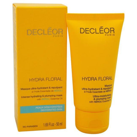 Hydra Floral Intense Hydrating and Plumping Mask by Decleor for Unisex - 1.69 oz Mask image