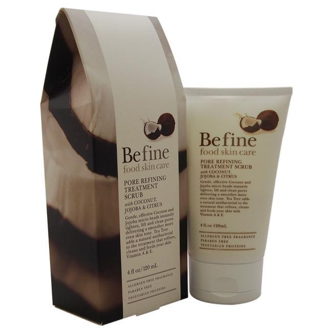 Food Skin Care Pore Refining Treatment Scrub by Befine for Unisex - 4 oz Scrub