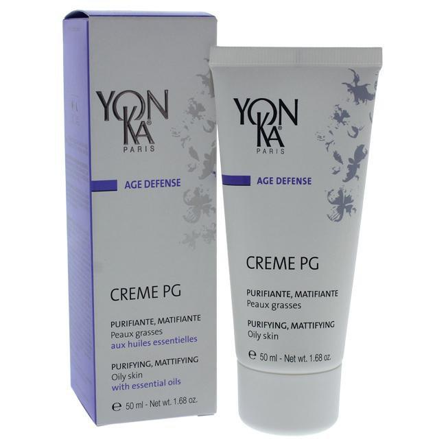 Age Defense Creme PG by Yonka for Unisex - 1.68 oz Cream