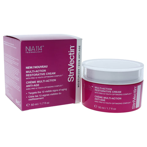 Multi-Action Restorative Cream by Strivectin for Unisex - 1.7 oz Cream image