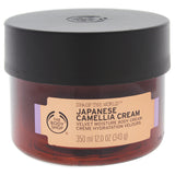 Spa Of The World Japanese Camellia Cream by The Body Shop for Unisex - 12 oz Body Cream