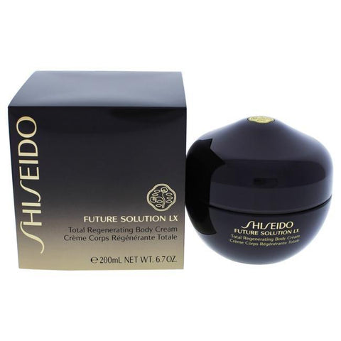 Future Solution LX Total Regenerating Body Cream by Shiseido for Unisex - 6.7 oz Cream image
