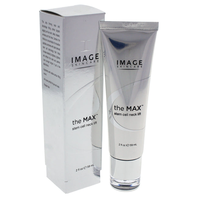 The Max Stem Cell Neck Lift by Image for Unisex - 2 oz Cream