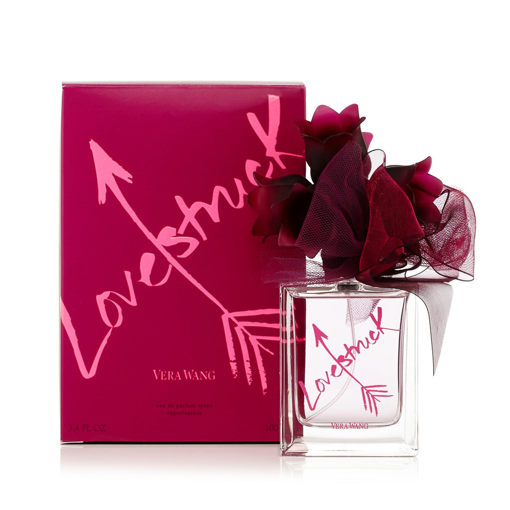 Lovestruck Eau de Parfum Spray for Women by Vera Wang 3.4 oz.