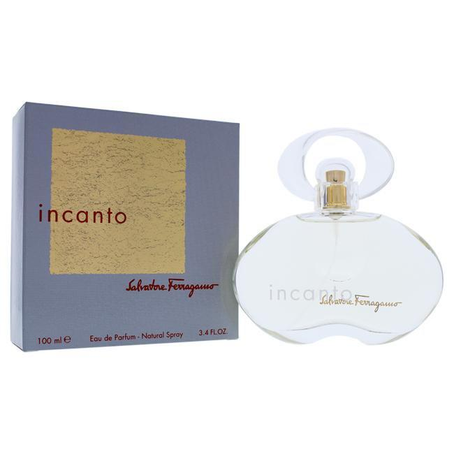 INCANTO BY SALVATORE FERRAGAMO FOR WOMEN -  Eau De Parfum SPRAY