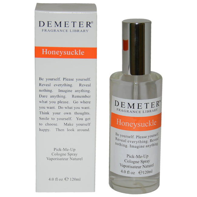 Honeysuckle by Demeter for Women - Cologne Spray