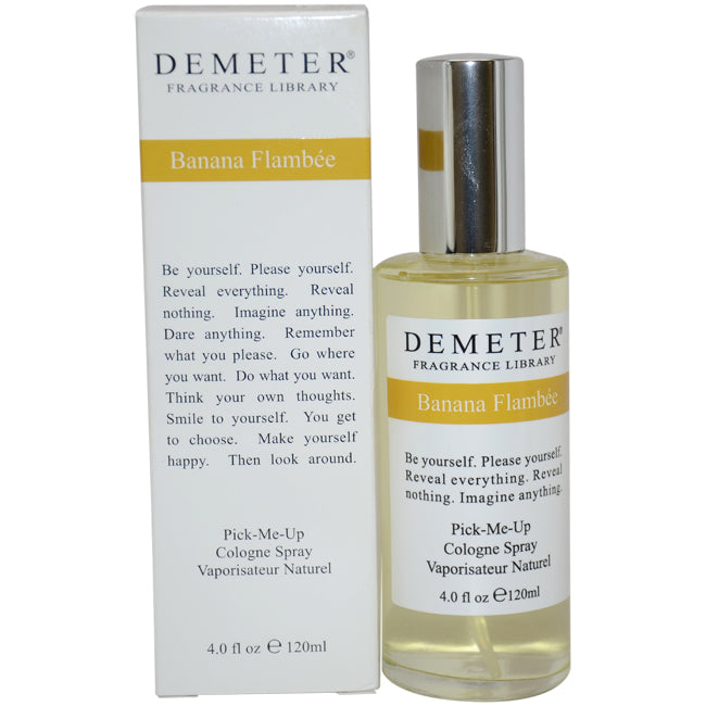 Banana Flambe by Demeter for Women -  Cologne Spray