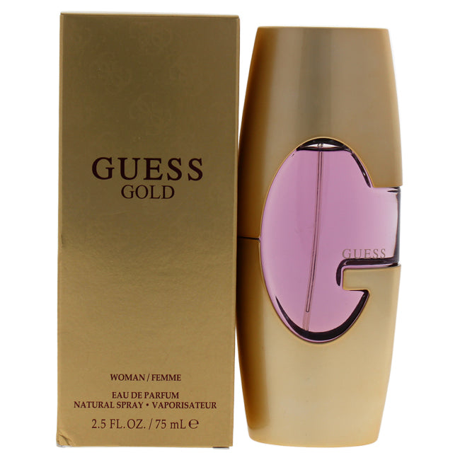 Guess Gold by Guess for Women -  Eau de Parfum Spray