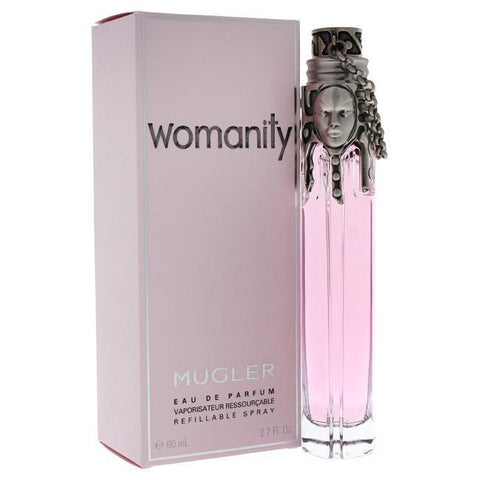 Womanity by Thierry Mugler for Women -  EDP Spray (Refillable) image