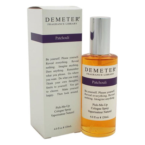 PATCHOULI BY DEMETER FOR WOMEN -  COLOGNE SPRAY image