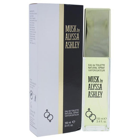 Alyssa Ashley Musk by Alyssa Ashley for Women -  Eau De Toilette Spray