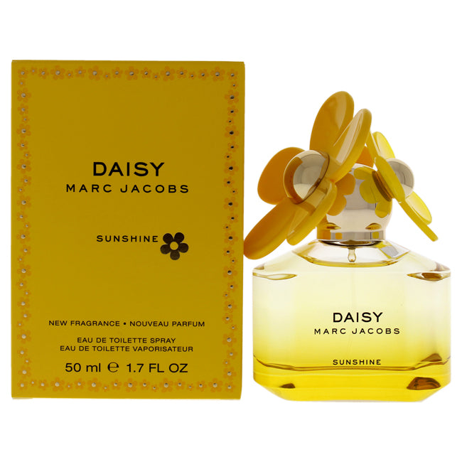 Daisy Sunshine by Marc Jacobs for Women -  Eau De Toilette Spray