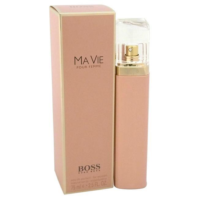 BOSS MA VIE BY HUGO BOSS FOR WOMEN -  Eau De Parfum SPRAY