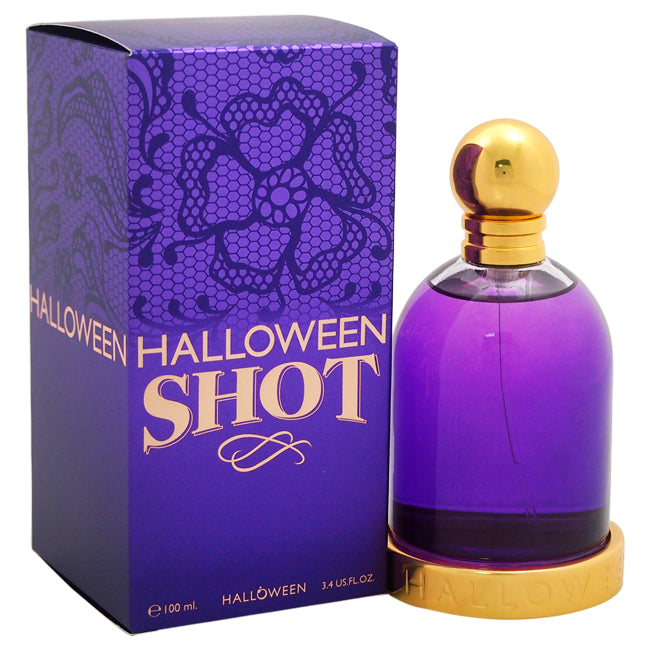 Halloween Shot by Halloween Perfumes for Women -  Eau de Toilette Spray