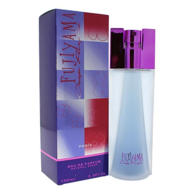 FUJIYAMA DEEP PURPLE BY SUCCES DE PARIS FOR WOMEN -  Eau De Parfum SPRAY