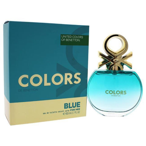 COLORS BLUE BY UNITED COLORS OF BENETTON FOR WOMEN -  Eau De Toilette SPRAY image