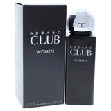 Azzaro Club by Azzaro for Women -  Eau de Toilette Spray