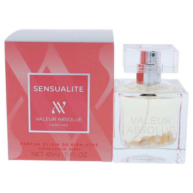Sensualite by Valeur Absolue for Women - EDP Spray