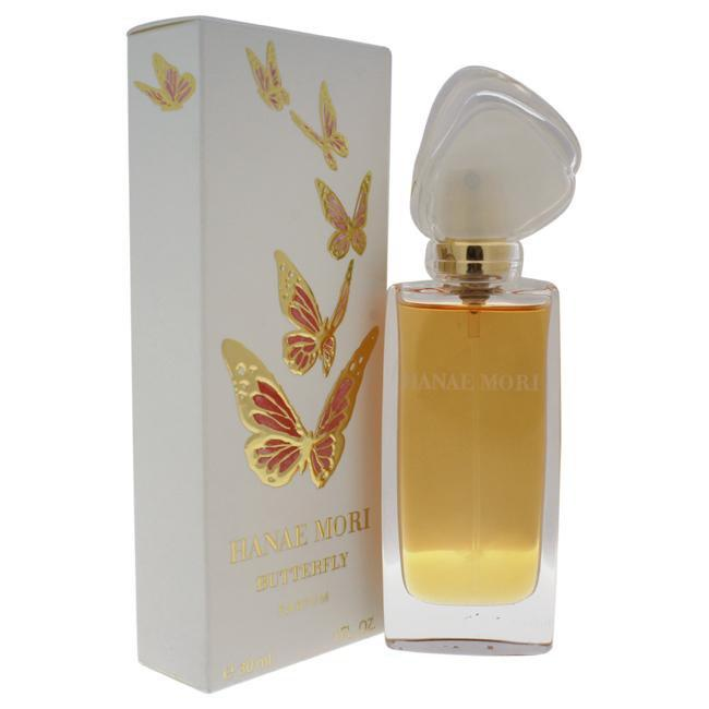 HANAE MORI BUTTERFLY BY HANAE MORI FOR WOMEN -  PARFUM SPRAY