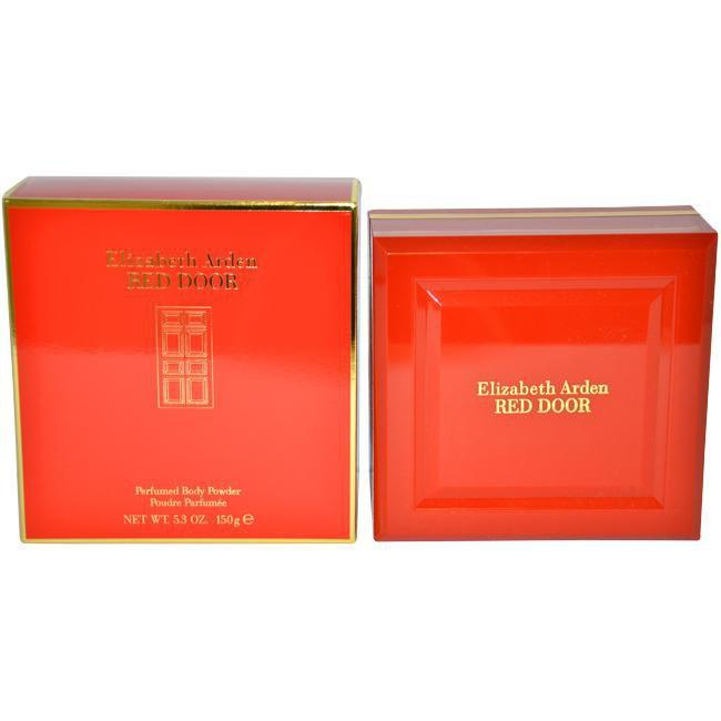 Red Door Dusting Powder for Women by Elizabeth Arden