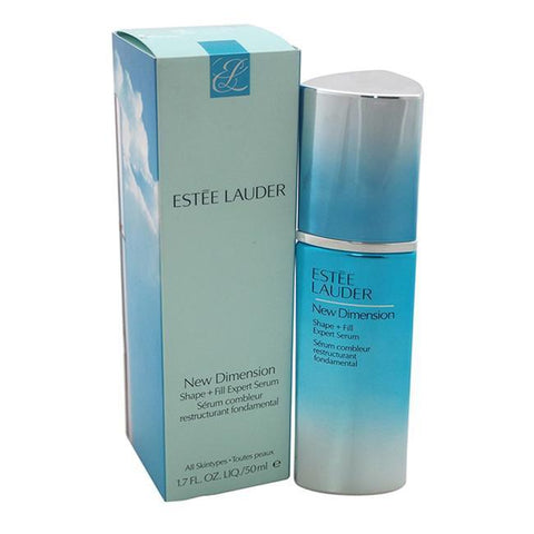 New Dimension Shape + Fill Expert Serum - All Skin Types by Estee Lauder for Women - 1.7 oz Serum image