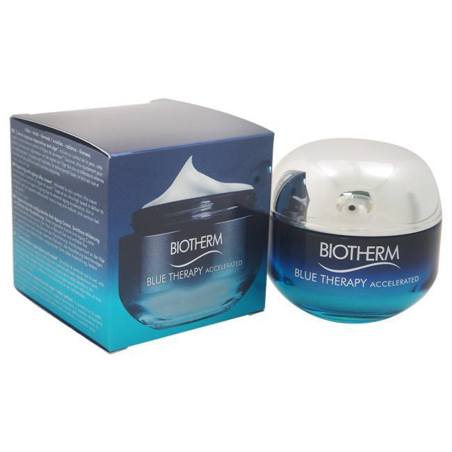 Blue Therapy Accelerated Cream by Biotherm for Women - 1.69 oz Cream