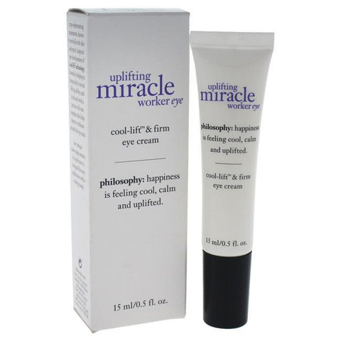 Uplifting Miracle Worker Eye Cream by Philosophy for Women - 0.5 oz Eye Cream image