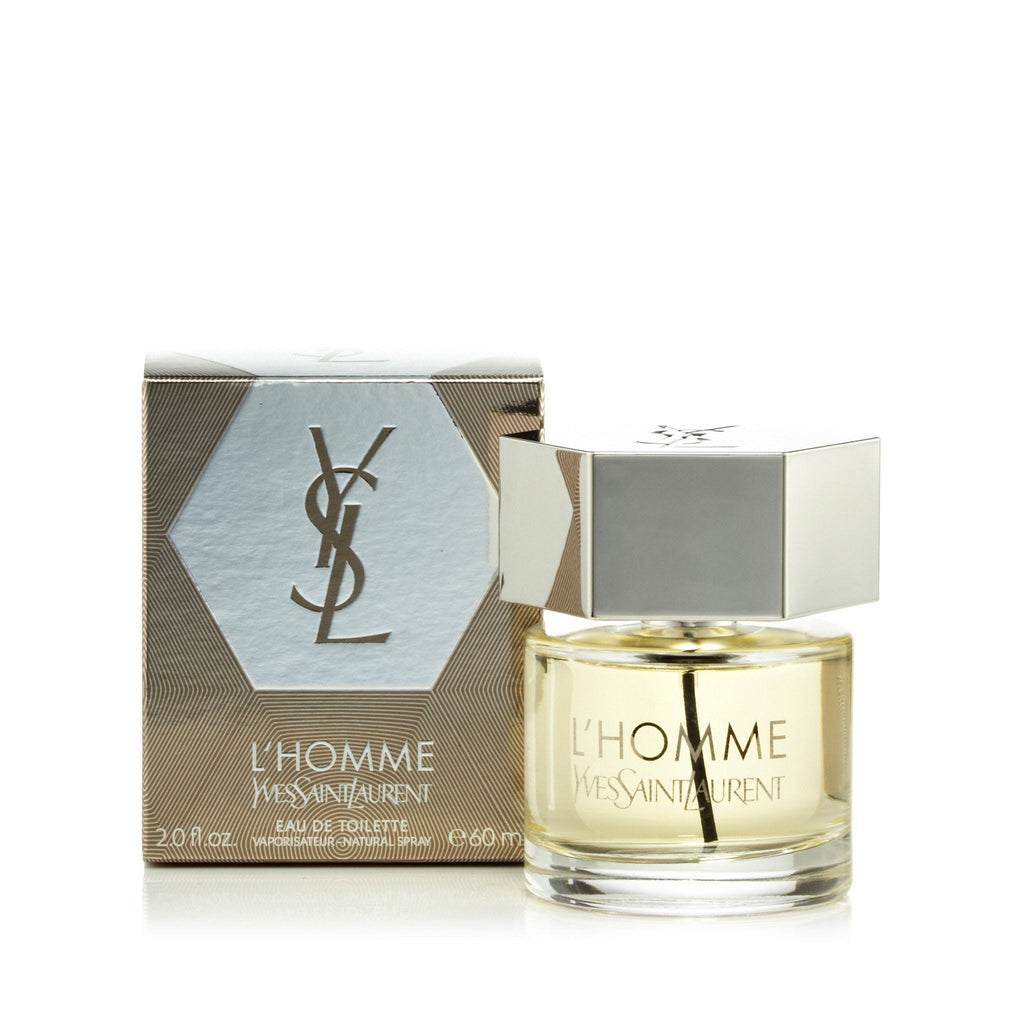 Yves Saint Laurent L'Homme Eau de Toilette Mens Spray 2.0 oz.