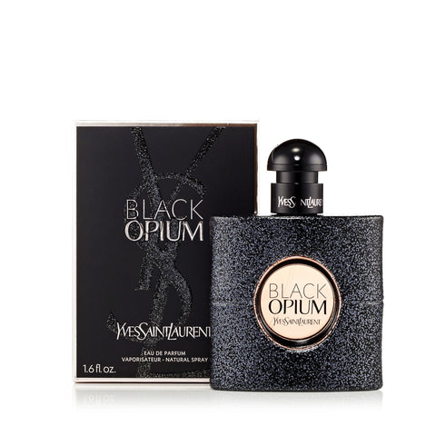 Black Opium Eau de Parfum Spray for Women by Yves Saint Laurent 1.6 oz. image