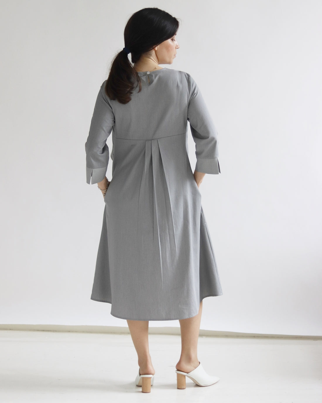 Aviva Bib Dress - Sarah Feldman Cape Town