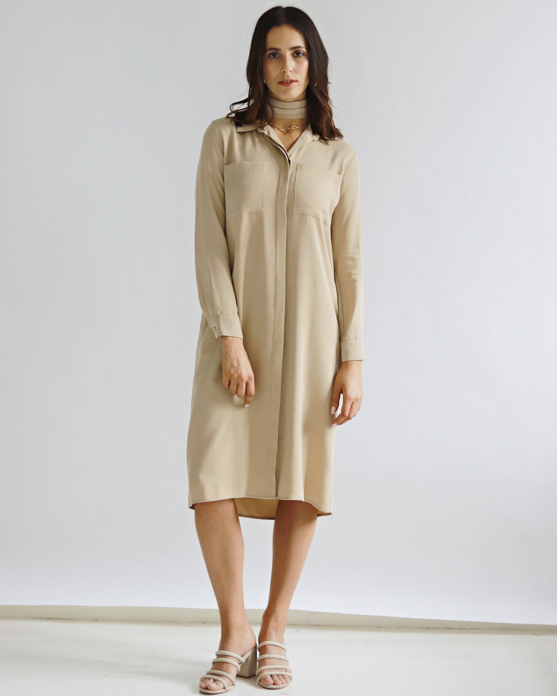 Malka Ginger Dress - Sarah Feldman Cape Town