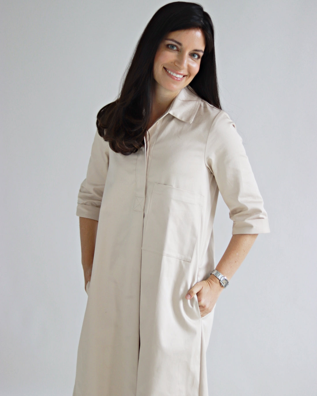 Ella Creme Dress - Sarah Feldman Cape Town