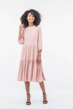 Sienna Dress - Sarah Feldman Modest Clothing
