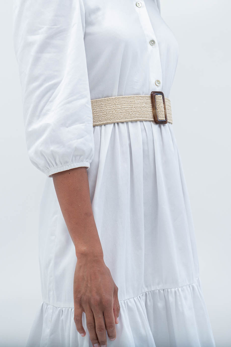 SF Woven Belt - Sarah Feldman Modest Clothing
