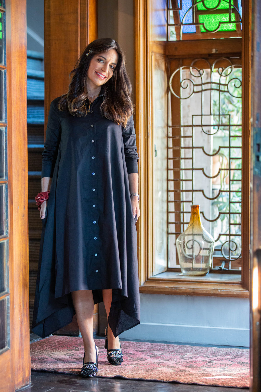 Chaya Dress - Sarah Feldman Modest Clothing