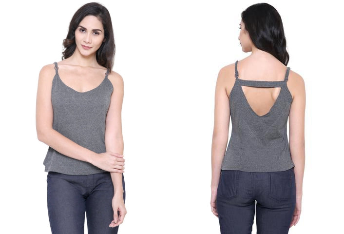 Organic Cotton Camisole Top