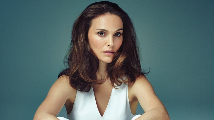 Natalie Portman in support of Organic Fashion