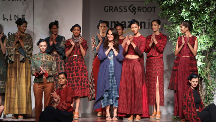 Lakme-Fashion-Week-Organic-sustainable-clothing-Coastore.in
