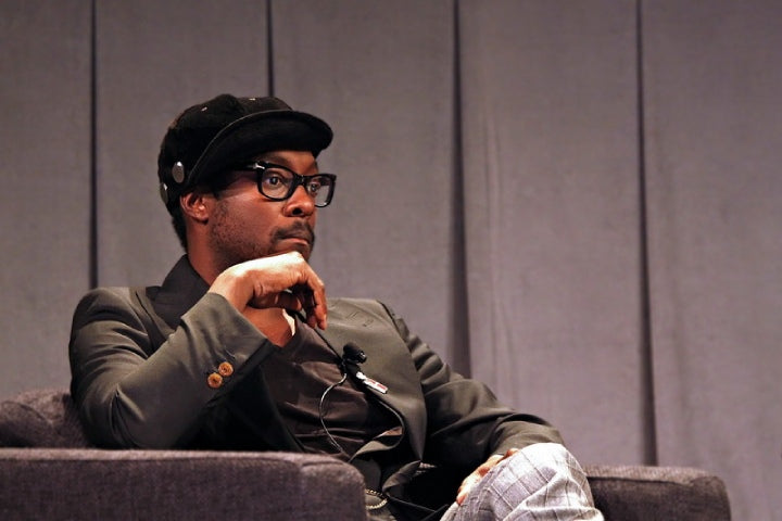 Will.i.am supports recycled sustainable fashion