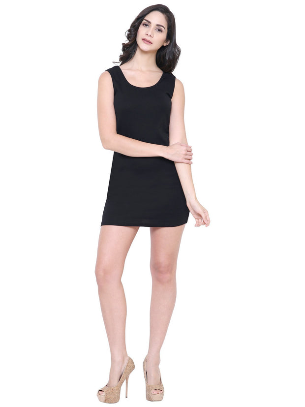 Little black bodyfit dress