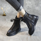 Babakud Leather See Through Lace Up Casual Sandals 2019 July New
