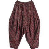 Babakud Loose Casual Hanging Radish Summer Harem Pants 2019 Jun New