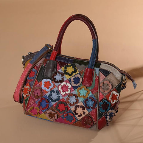 Babakud Vintage Handbag Leather Bag ACCESSORIES One Size Multicolour
