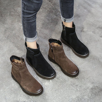 Flats Chelsea Boots For Women 2020 New January