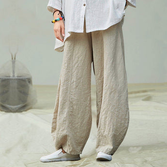 Linen Versatile Pants For Women May 2020-New Arrival One Size Linen