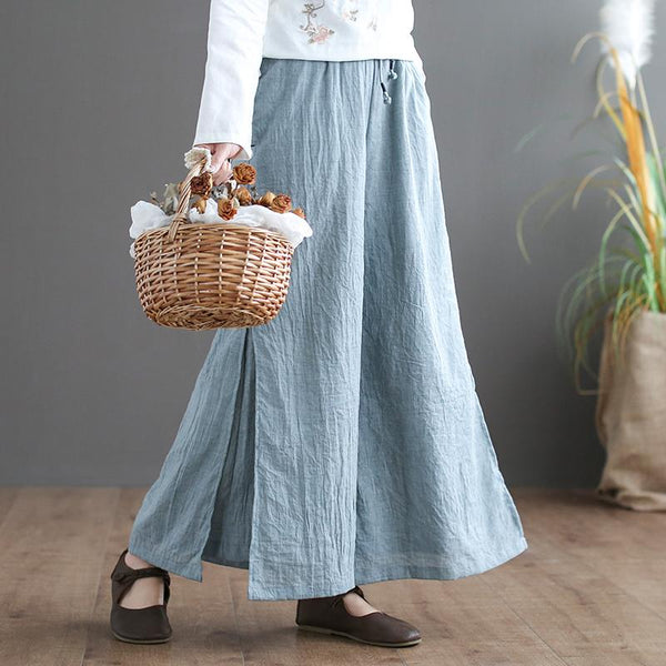 Linen Women's Pants September